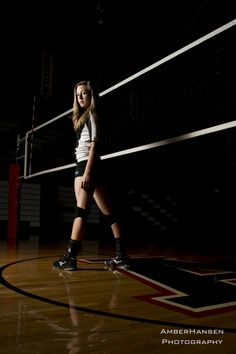 High School Sports Photography: Volleyball