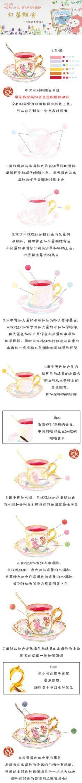 水彩教程-红茶飘香.出自:飞乐鸟.