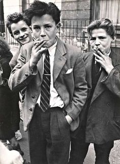 1950s Teddy Boys