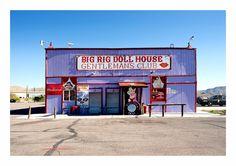 Big Rig Doll House - Nevada, USA - Noel Hodnett Nevada Usa, Rigs, Photography, House, Noel, Wedges, Photograph, Home, Photography Business