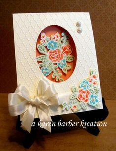 LESS IS MORE by Karen B Barber - Cards and Paper Crafts at Splitcoaststampers