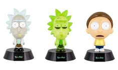 Paladone Rick and Morty Icon Light Figures Harry Potter Gifts, Rick And Morty, Game Room, Naruto, Things To Sell, Living Room Playroom, Arcade Room, Game Rooms