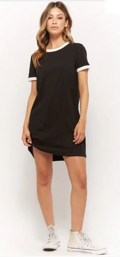 64c49380992 6 Dresses On My Wishlist Right Now!!! Forever 21 T ShirtsForever ...