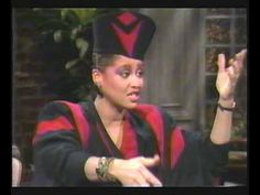 Living All Alone (Live Performance) - Phyllis Hyman -1986 - She makes you FEEL it, then she whistles!!!  OooWEEE!!
