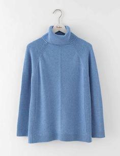 Margot Sweater (Frosty Blue Melange)