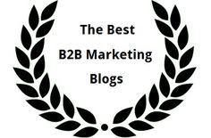 The Best B2B Marketing Blogs Best Blogs, Sales And Marketing, Social Media, Marketing Strategies, Infographics, Magazines, Career, Facts, Tips