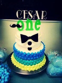 Cesar's 1st Birthday | CatchMyParty.com