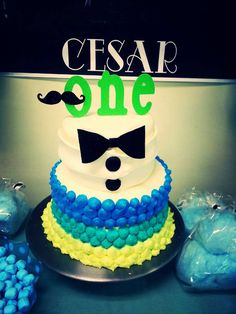 Cesar's 1st Birthday | CatchMyParty.com