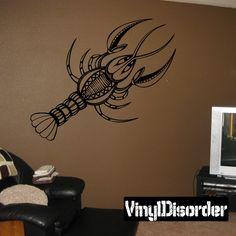 Graceful Zodiac Wall Decal - Vinyl Decal - Car Decal - DC 8027