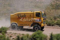 Dakar 2009 GINAF RALLY POWER Truck