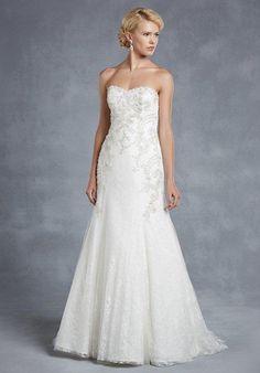 Blue by Enzoani Hawthorne Wedding Dress photo