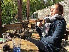 Relaxing Prague