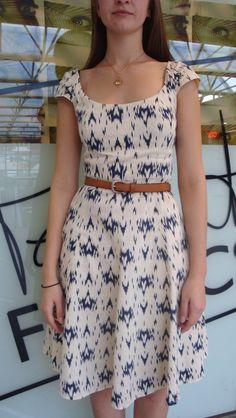 sew tessuti mccalls dress