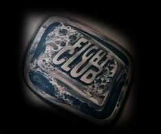 Bubble Fight Club Soap Bar Mens 3d Arm Tattoos