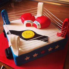 torta de boxeo - Buscar con Google