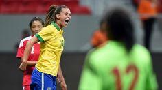 Blog Esportivo do Suíço: Brasil vence a China e enfrenta os EUA na final do Torneio de Brasília