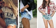 Miss Celáneas Ι Con Shorts y a lo loco