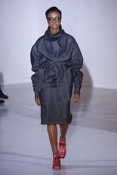 Wanda Nylon, Automne/Hiver 2017, Paris, Womenswear