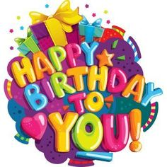 Happy Birthday Wishes Greetings For Friends And Colleges Happy Birthday Qoutes, Birthday Card Messages, Happy Birthday Wishes Cards, Birthday Blessings, Happy Birthday Pictures, Happy Birthday Fun, Birthday Emoticons, Birthday Images Hd, Color Vector