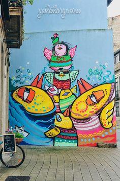 street art by Costah (R. de Aníbal Cunha, Porto)
