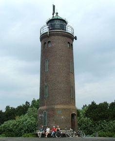 St. Peter-Böhl Lighthouse, Sankt Peter-Ording Germany