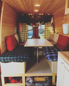 9 camper vans that will make you want to hit the road #camper #campervan #roadtrip