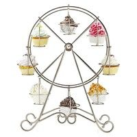 Brand new and high quality Ideal party or wedding centerpiece.Crafted of stainless steel material.Ca