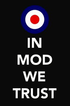 In Mod We Trust...