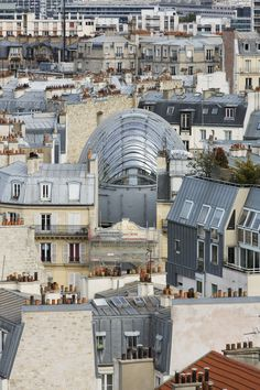 A Giant Armadillo Building Is Hiding In The Middle Of Paris