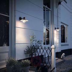 Skua myGarden - modern simple outdoor wall lamp | Lights.ie