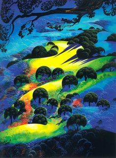 Eyvind Earle art