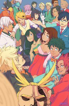 My Hero Academia Episodes, My Hero Academia Memes, Hero Academia Characters, My Hero Academia Manga, Anime Characters, Cute Anime Character, Character Art, Tsuyu, Hero Wallpaper