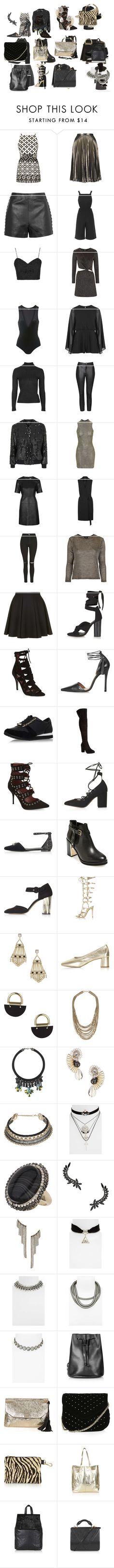 """""""Untitled #3068"""" by luciana-boneca on Polyvore featuring Topshop"""