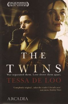 The Twins by Tessa de Loo. $7.08. Publisher: Arcadia Books; Reprint edition (June 17, 2004). 404 pages. Two sisters, Lotte and Anna, share a bond that is far stronger than anyone except they alone can understand. But when war comes between them, the two discover that even the deepest bonds have their limits.                            Show more                               Show less