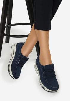 Mocasini piele naturala Kewanna V2 Navy Oxford Shoes, Women, Fashion, Moda, Women's, Fashion Styles, Oxford Shoe, Woman, Fasion