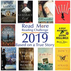 Read More Reading Challenge: A Book Based on a True Story Marlon James, Reading Challenge, Historical Fiction, Learn To Read, True Stories, Read More, Books To Read, How To Become, Novels