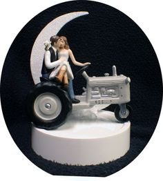 Tractor Country Western Farmers Only U PICK by YourCakeTopper