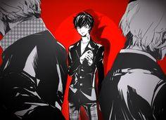 Persona 5 protagonist, Minato Arisato, Yu Narukami, Persona 3 and 4