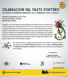 CABA: Celebración del Filete Porteño