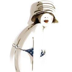 shu84: Sophie Griotto Fashion Illustrations