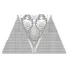 Delicadezas en crochet Gabriela: DIY Crop top crochet paso a paso Top Crop Tejido En Crochet, Knit Crochet, Diy Crop Top, Crop Tops, Crochet Bikini, Diy And Crafts, Crochet Patterns, Tapestry, Stitch