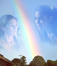 Not my best, best I can do for the evening! Rainbow out my window this afternoon; only wish these two were in the sky when I looked! Rainbow Cartoon, Dispersion Of Light, Rainbow Sky, Water Droplets, Most Beautiful Pictures, I Can, Wish, I Am Awesome, Told You So