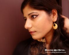 L'oreal Paris Bollywood Inspired Look-2 Featuring L'Or Sunset Collection | Everything-That Matters...
