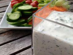 Trempette « ranch » au yogourt à la grecque