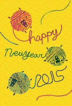 2015 Newyears Card