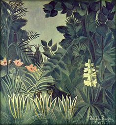 Henri Rousseau: Facts and Information