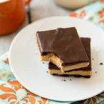 Peanut Butter Bars | My Baking Addiction