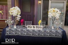 Wedding Table | Decorations | Wedding Ideas | Wedding Venue | CBS Backlot | #weddingtable #decorations #weddingideas #weddingvenue #CBSbacklot #RandRCreativePhotography