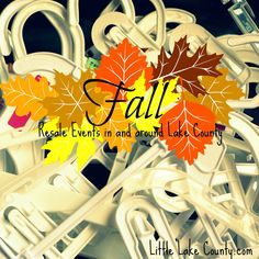 Lake County Fall Children's Resale Events