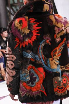 Catwalk photos and all the looks from Schiaparelli Autumn/Winter 2016-17 Couture Paris Fashion Week